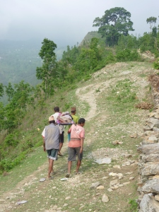 With a little help from your friends: sometimes the only way to access healthcare in NEPAL